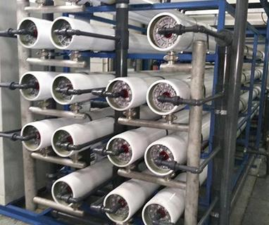 江苏美科硅能源有限公司40t/h超纯水工程